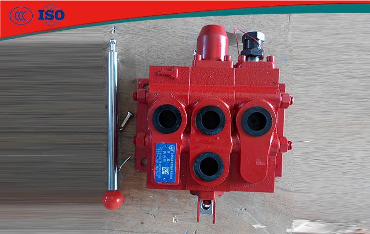 長源液壓ZS3-L25F-W/0-1攪拌車換向閥