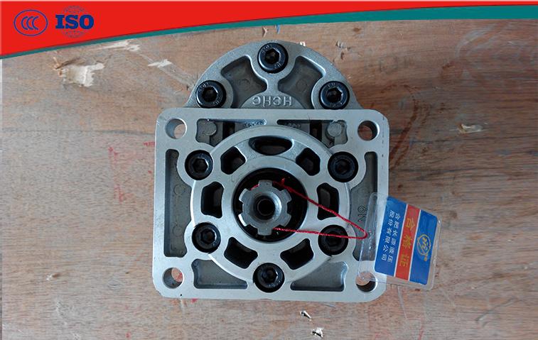 長源液壓CBT-F563-BFH攪拌車液壓齒輪泵