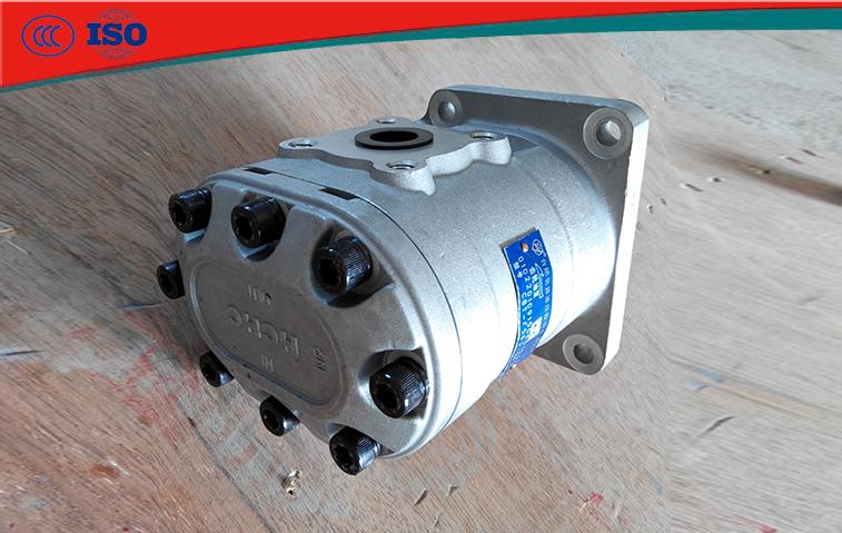 長源液壓CBT-F550-BFHL攪拌車液壓齒輪泵