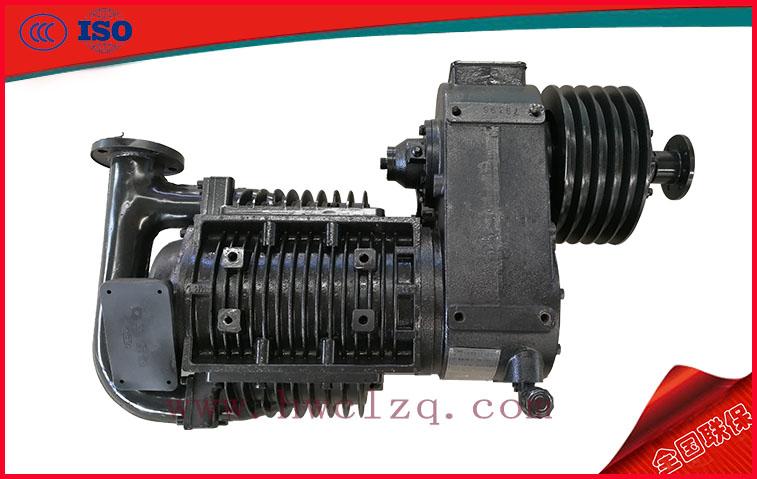 蕪湖福達BDW-10/2無油潤滑擺式空壓機