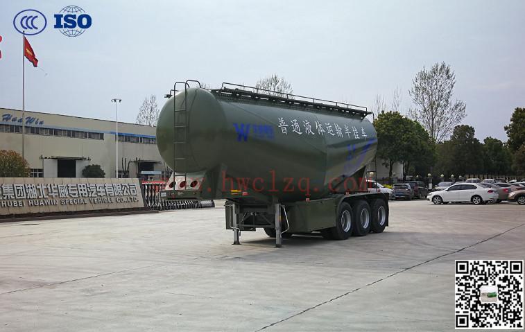 重汽華威SGZ9401GPG普通液體運輸半掛車
