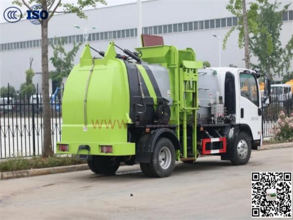 慶鈴(國六)餐廚垃圾車