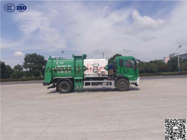 東風天錦餐廚垃圾車